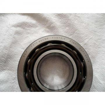 30 mm x 62 mm x 23,8 mm  NSK 5206 angular contact ball bearings