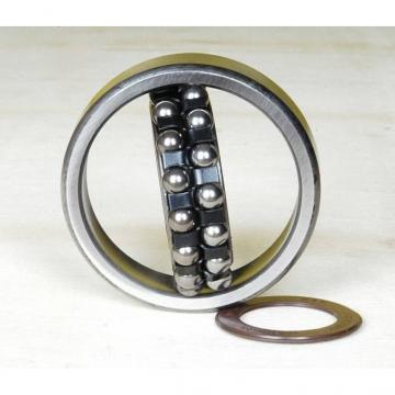 90 mm x 190 mm x 43 mm  NSK 1318 K self aligning ball bearings